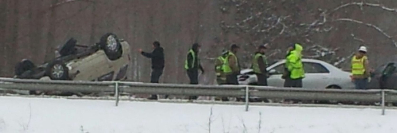 I-79 Southbound closed by accident at McKean - Erie News Now