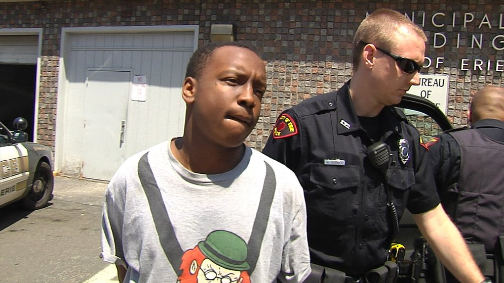 16 Year Old Erie Teen Charged With Shooting At Police Erie News Now Wicu And Wsee In Erie Pa
